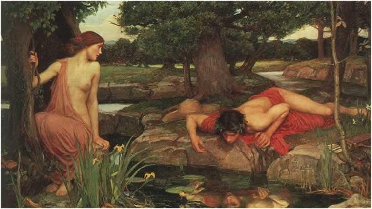 Légende de Narcisse